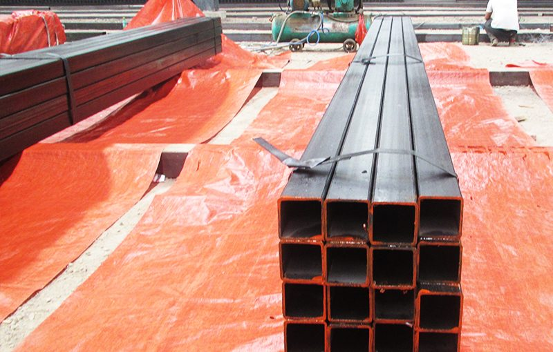 How to purchase good quality of welded steel pipe in the steel pipe market