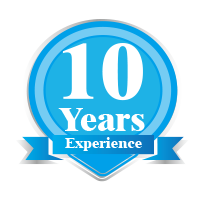 10-Year Experience