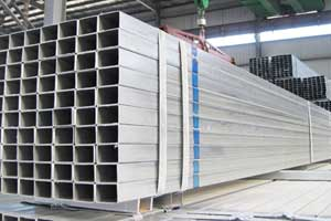 Pre galvanized square and rectangular hollow section price