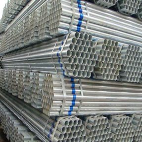 Production problems of galvanized steel pipe