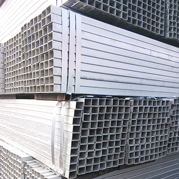 Hot Dipped Galvanized Rectangular and Square Steel Tube