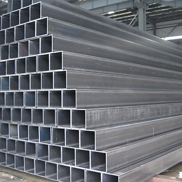 Hot Rolled Rectangular and Square Steel Tube