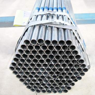 Pre Galvanized Round Steel Pipe