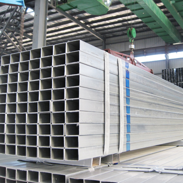 Pre galvanized Rectangular and square Steel Tube