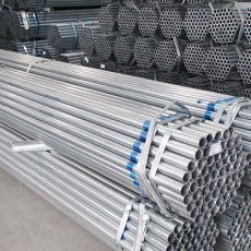 How to look at galvanized steel pipe market in 2018?
