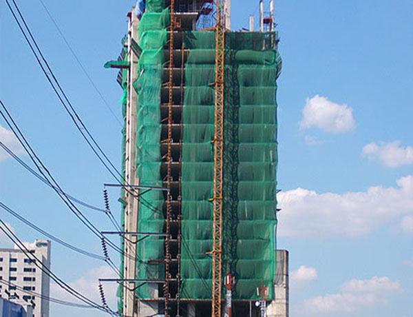 scaffold safety net