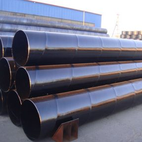 The selection knowledge about welded steel pipe