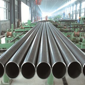 Introduction and development of welded black iron steel pipe