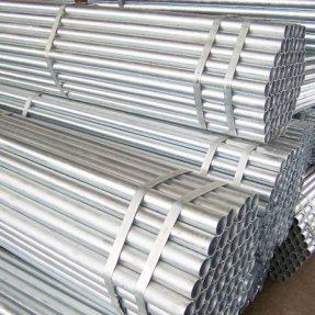 Galvanized tube steel