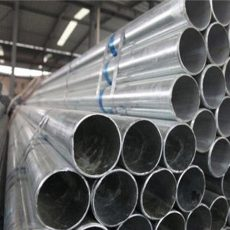 How to protect galvanized steel pipe from damages?