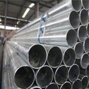 A simple interpretation of welded steel pipe
