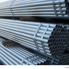 Industrial material-welded steel pipe