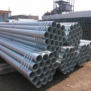 Galvanized ASTM A53 Steel Pipe