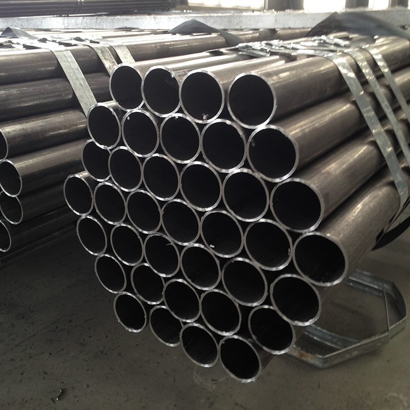 Black ASTM A53 Steel Pipe