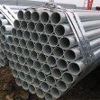 Pre galvanized steel erw pipe round