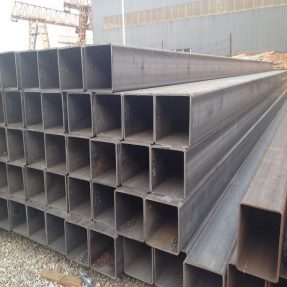 How to look at China hollow section steel tube development opportunities in 2018?
