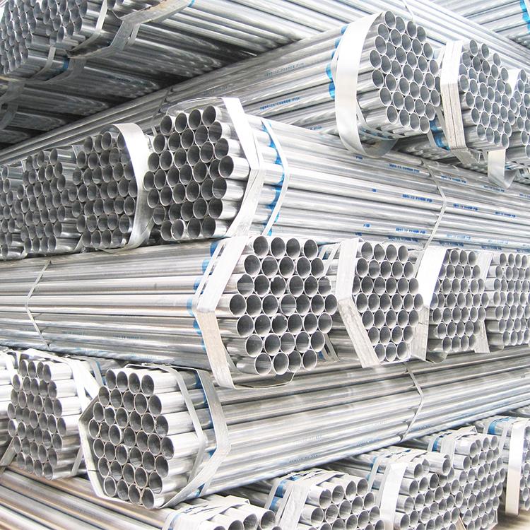 EN39 Scaffolding Pipe
