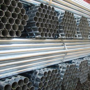 Galvanized steel pipe performance in applications