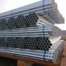 China gi tube steel manufacturer and exporter