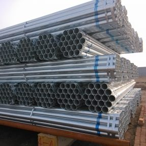 Tianjin Pre galvanized piping suppliers in 2019