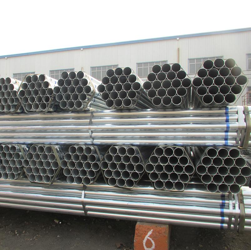 BS1387 Welded Steel Pipe Medium Heavy Class B