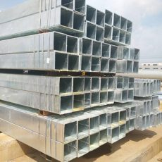 Why to choose Tianjin structural steel pipe in your greenhouse project