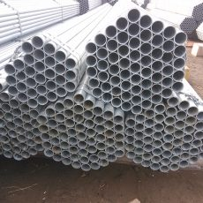How to protect your galvanized steel pipe from white rust in applications