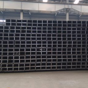 The accumulative period of steel pipe market