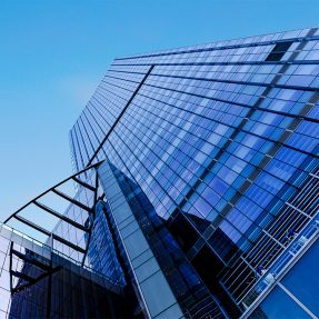 Commercial curtain walls make a hit in the modern commercial buildings