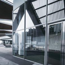 Energy saving design of curtain wall